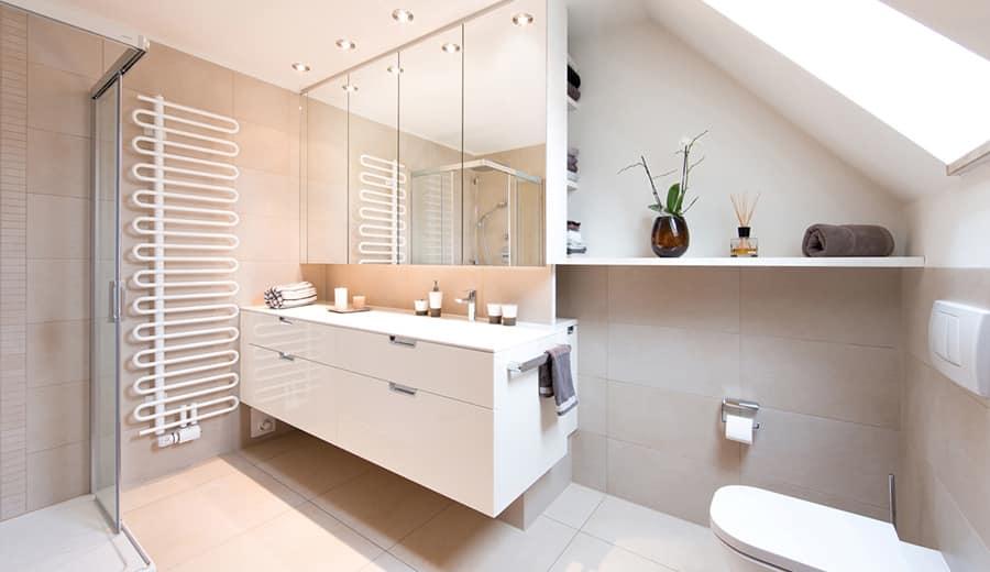 Einbauschrank München - Badezimmer
