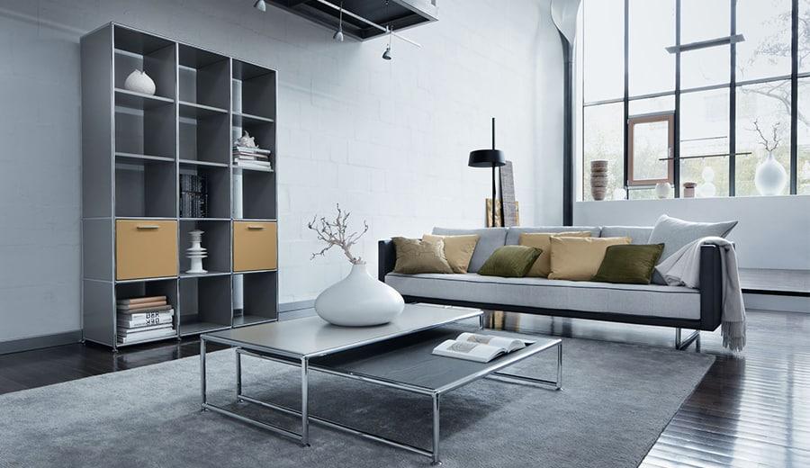 Einbauschrank München - Wohnzimmer