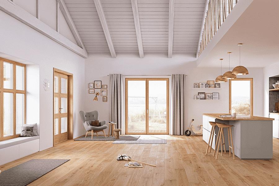 Josko Fenster und Türen aus Bayreuth