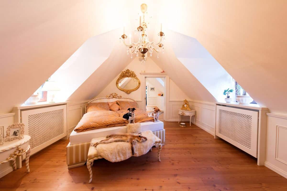 Schlafzimmer Gemutlich Gestalten Dachschrage – Caseconrad.com
