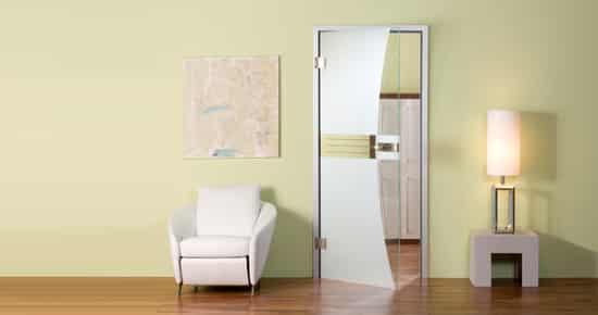 Glastüren für Innen